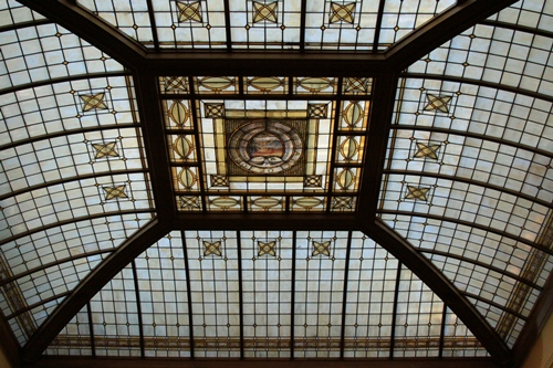 Stained Glass Ceiling in Oregon Supreme Court